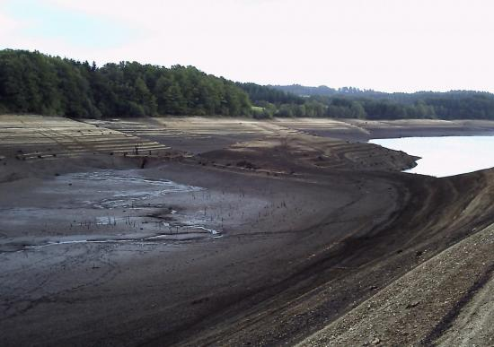 L'ancien étang rive gauche le l'ile auteur g.o.