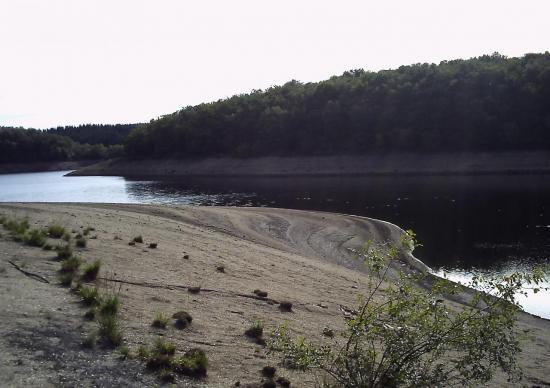 La partie centrale du lac auteur g.o.