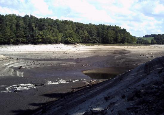 Ruisseau de l'Oussine auteur g.o.